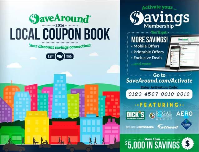 SaveAroundBookCover